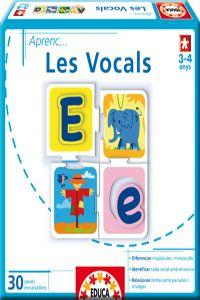 Aprenc les vocals