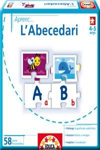 Aprenc l'abecedari