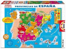 Provincias de españa (150 Piezas)