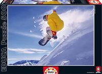 Snowboard Puzzle 500 piezas