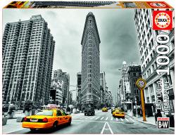 Flatiron Building Nueva York puzzle 1000 piezas