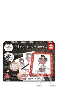 Gorjuss designer, crea tus diseños con la mesa de luz