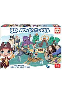 Juego 3D adventures piratas