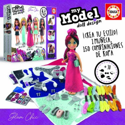 MY MODEL DOLL DESIGN GLAM-CHIC