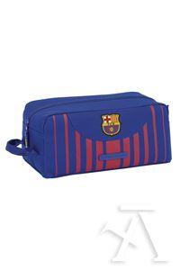 Zapatillero FC Barcelona 34x15x18cm