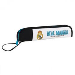 Portaflautas Real Madrid 37x8x2cm