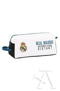 Zapatillero Real Madrid 34x15x18cm