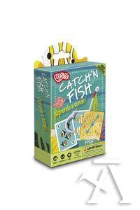 NAIPE INFANTIL CATCH´N FISH 46 CARTAS