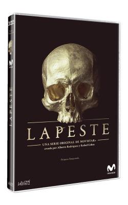 LA PESTE PRIMERA TEMPORADA DVD