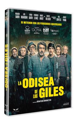 DVD LA ODISEA DE LOS GILES