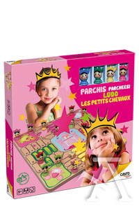 Parchís princesas