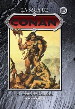 La saga de Conan Nº25