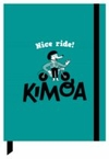 Libreta a5 cartone kimoa