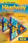 (07).(PACK-KEY).NEW HEADWAY PRE-INTERMEDIATE (THIRD/3A.ED)