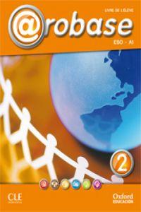ANT/(11).AROBASE 2ºESO CAHIER + DVD-ROM (FRANCES)