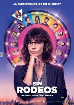 SIN RODEOS DVD