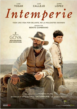 DVD INTEMPERIE