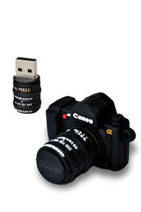 MEMORIA USB PENDRIVE CAMARA FOTOS CANON 16GB