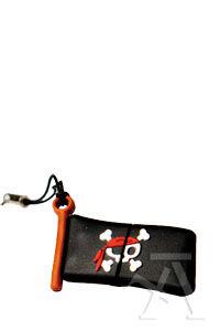 MEMORIA USB PENDRIVE BANDERA PIRATA 16GB