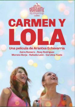 DVD CARMEN Y LOLA