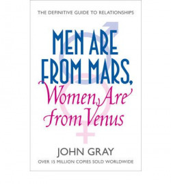 MEN ARE FROM MARS AND WOMEN ARE FROM VEN