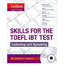 Collins toefl listening and speaking