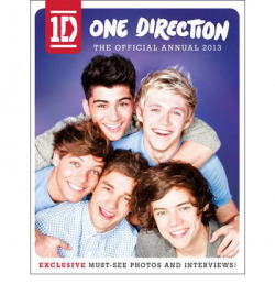 One direction:oficial annual 2013