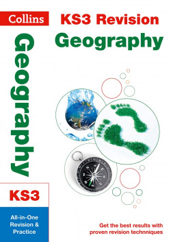 KS3 GEOGRAPHY ALL IN ONE COMPLETE REVISION AND PRACTICE
