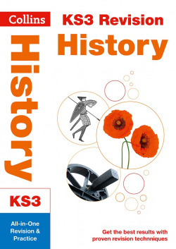 KS3 HISTORY ALL IN ONE COMPLETE REVISION AND PRACTICE