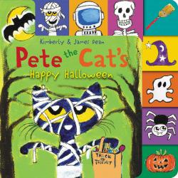 pete cats happy halloween
