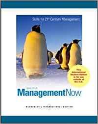 Management: A Real World Approach
