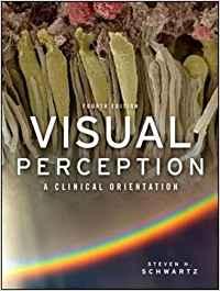VISUAL PERCEPTION: A CLINICAL ORIENTATION