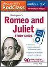 MCGRAW-HILL'S PODCLASS ROMEO & JULIET STUDY GUIDE