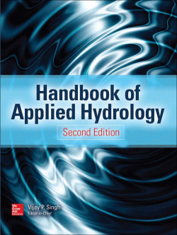 CHOW'S HANDBOOK OF APPLIED HYDROLOGY