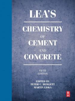 LEA´S CHEMISTRY OF COMENT AND CONCRETE