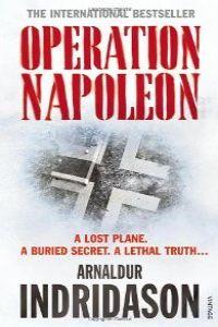 (INDRIDASON).OPERATION NAPOLEON.(FICTION)