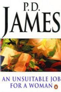 (JAMES)/UNSUITABLE JOB FOR A WOMEN PEN