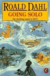(DAHL)/GOING SOLO PEN