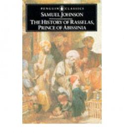 (johnson)/history of rasselas,prince of abissinia