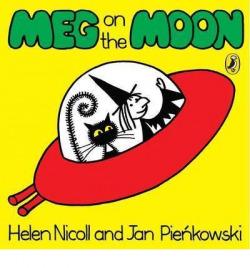 (pienkowski)/meg on the moon pen