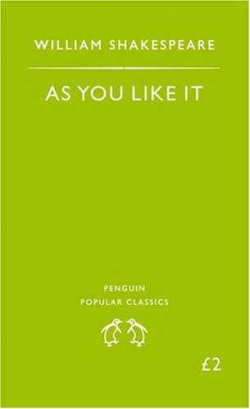 (skakespeare).as you like it.(popular classic)
