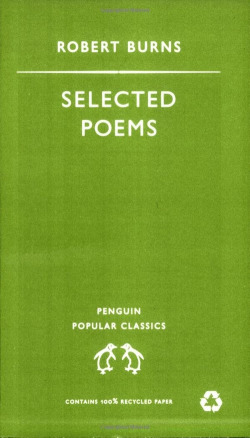 (burns)/selected poems (ppc) pen