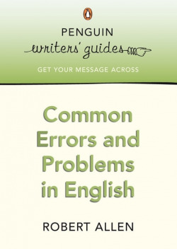 (allen)/common errors in english