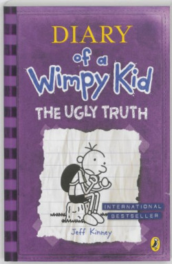 Diary of a wimpy kid book 5: the ugly truth