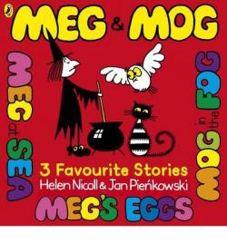 (HELEN).MEG AND MOG:3 FAVOURITE STORIES