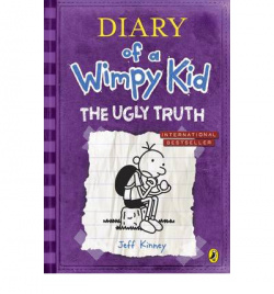 The ugly truth - diary of a wimpy kid