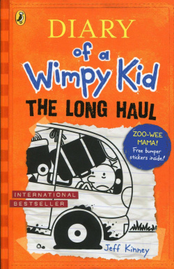 DIARY OF A WIMPY KID:THE LONGO HAUL