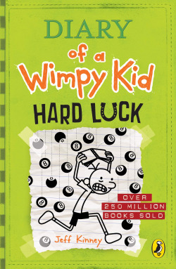 Diary of wimpy kid:hard luck