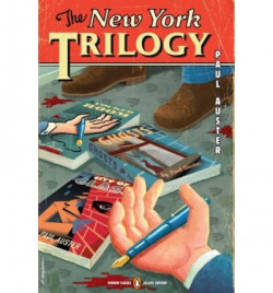 (auster).new york trilogy
