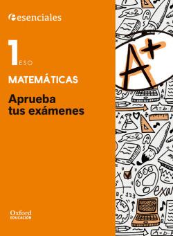 Aprueba Matemáticas 1.º ESO. Cuaderno del Alumno.